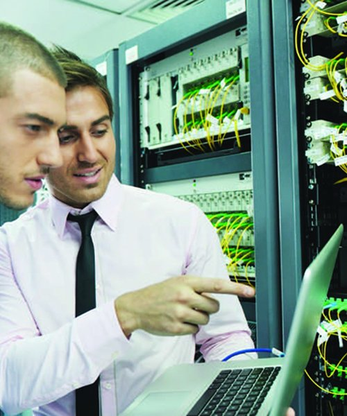 Advanced diploma of Telecommunications Engineering